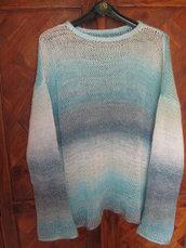 Esclusivo maglione per le donne  fatto a mano