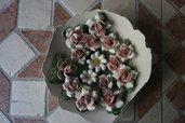 roselline in ceramica