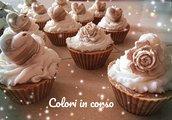 Saponetta pasticcino cupcake
