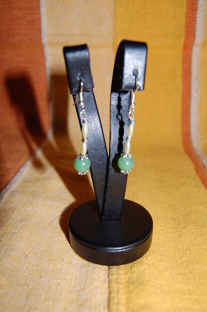 orecchini green
