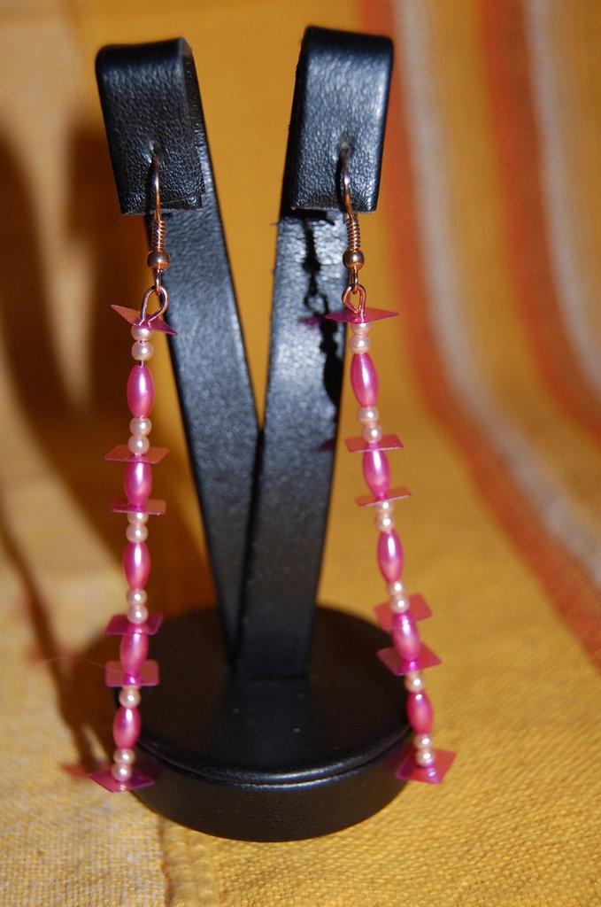 orecchini stiletto