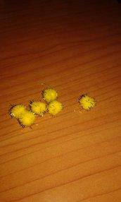 Pompom colorati piccoli