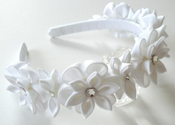 Cerchiello con fiori