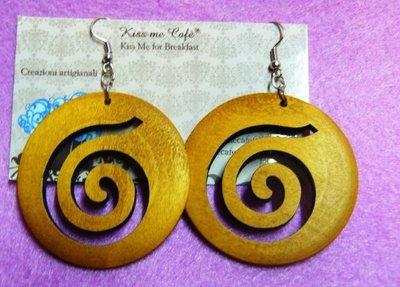 Spirali in legno