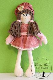 Bambola in stoffa Emma