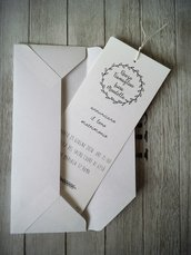 partecipazione matrimonio, invito