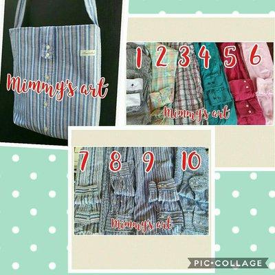 ⭐ IN SALDO ⭐ Borsa camicia handmade