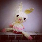 Coniglietta Amigurumi Handmade