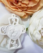 stampo croce sacra
