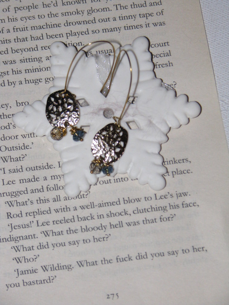 Floral Mix Earrings