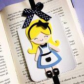 Segnalibro Alice nel paese delle meraviglie