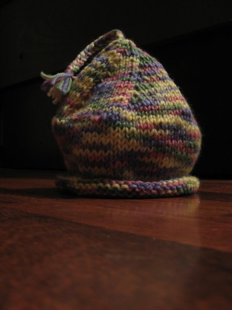 Cappello bambino ---  Baby hat