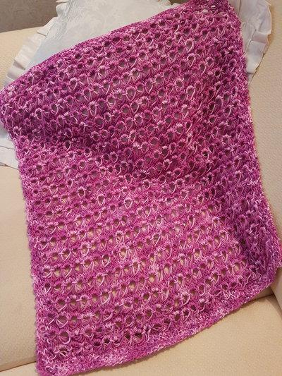Copertina a maglia