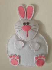 """Coniglio in panno - """"Animali della fattoria"""""""