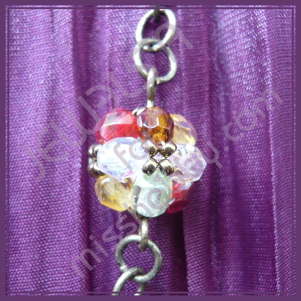 Collana Arcobaleno Jewels'A