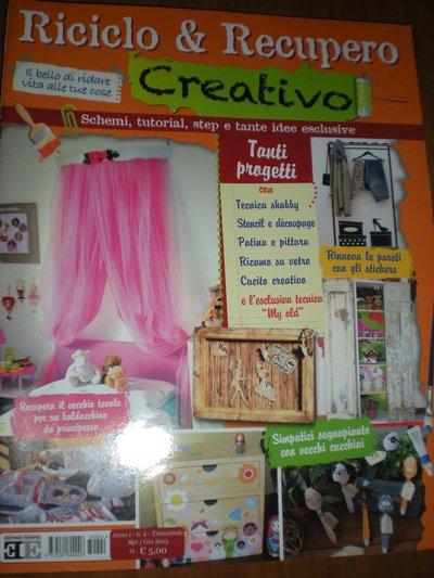 RICICLO E RECUPERO CREATIVO ANNO 1 n° 2 - 2013