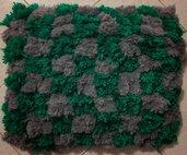 Tappeti o guanciale di lana