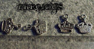 3 pz charms corona