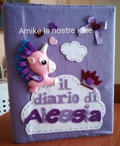 album fotografico personalizzato soggetto Mini Pony