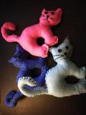 morbidi gattini colorati