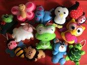 Animali dolci creazioni: Ideali per Battesimi