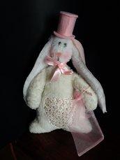 Tutorial coniglietta blanche