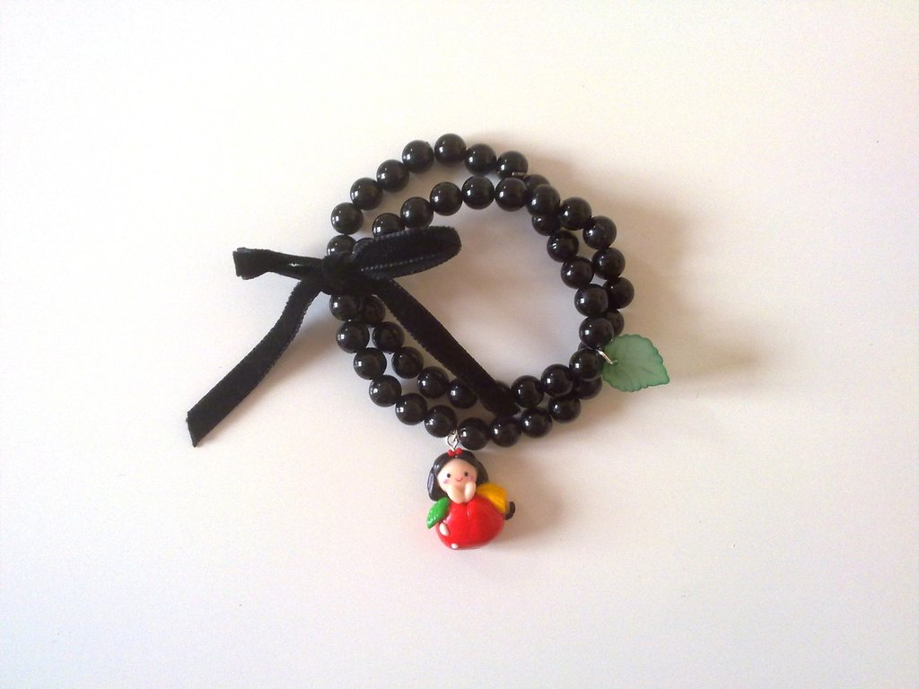 Bracciale Snow White on Apple