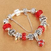 bracciale donna san valentino pietra amore idea regalo fidanzati
