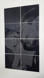 quadro modulare inciso