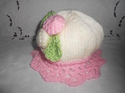 Cappello cappellino bimba
