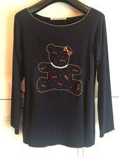 maglia donna orso