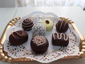Cioccolatini in fimo