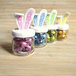 Vasetti Coniglietti -anche per bomboniera-