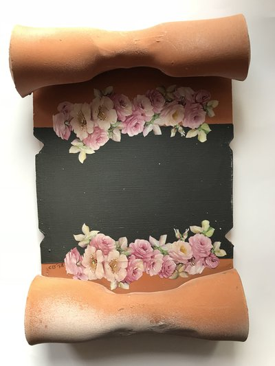 *DECOUPAGE TERRACOTTA 01*