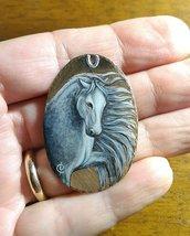 Cavallo Andaluso, miniatura dipinta a mano