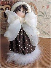 Mary,  bambolina  dell'inverno