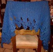 Scialle sciarpone in lana