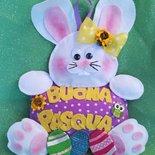 Coniglio pasquale, fuoriporta 25 cm