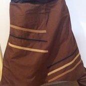 Pantaloni Harem Fatti a Mano Uomo Donna