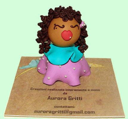 Violet (Dotty Dolls)