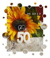 Stampo  *Numero 50* medio