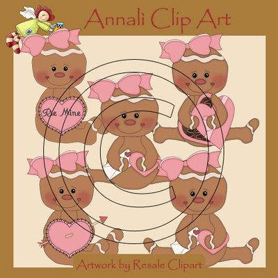 Ginger Innamorato - S. Valentino - Natale - Clip Art - Immagini
