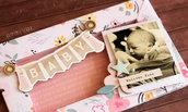 Cornici - Shadow box - Bomboniere o idee regalo - Baby