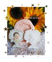 Stampo *Albero della vita cuore Maternità*