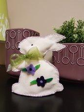 Simpatico coniglietto pasquale