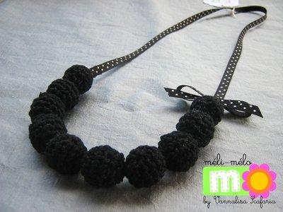 Inserzione riservata a Marzia/Collana Crochet