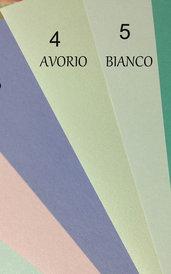 N. 50 fogli f.to A4 carta perlata gr. 120