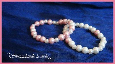 Bracciale Perle Semplice