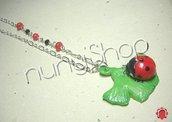 Collana Ladybug