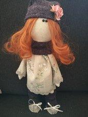 Nana' dai capelli rossi